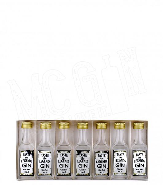 Gin Tasting Set - Fortgeschrittene - 0.14L