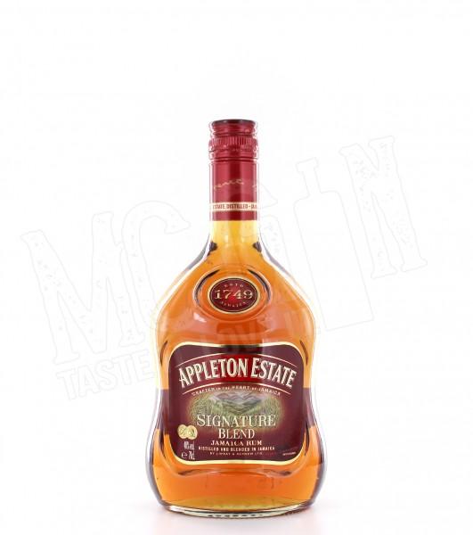 Appleton Estate Signature Blend Jamaica Rum - 0.7L