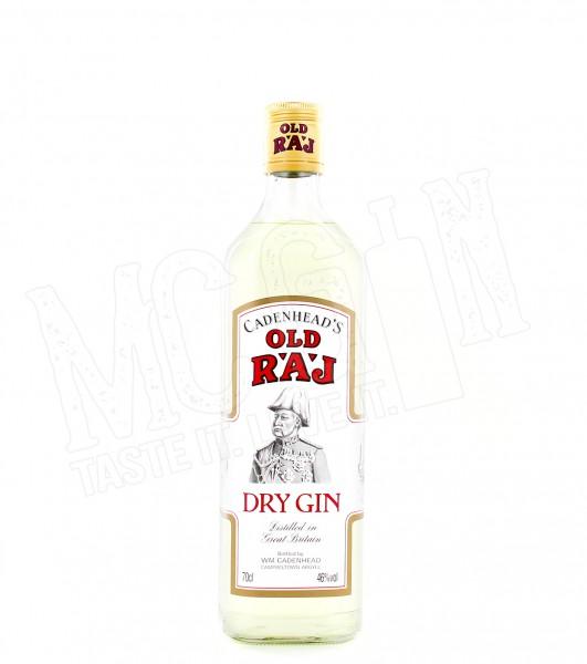 Cadenhead's Old Raj Gin - 0.7L