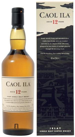 Caol Ila 12 Jahre - 0.7L