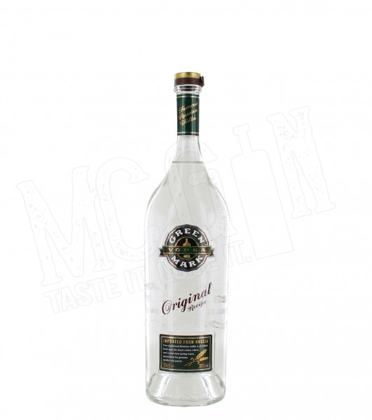 Green Mark Vodka - 0.7L
