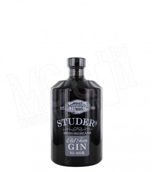 Studer Swiss Highland Old Tom Gin - 0.7L
