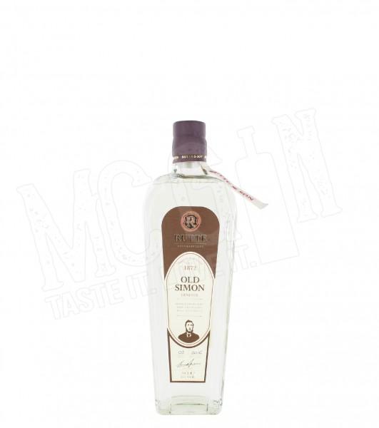 Rutte Old Simon Genever Gin - 0.7L
