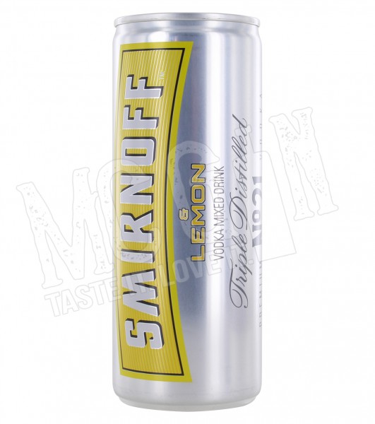 Smirnoff Ice Lemon - 0.25L