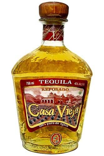 Casa Vieja Reposado Tequila 100% Agave - 0.7L
