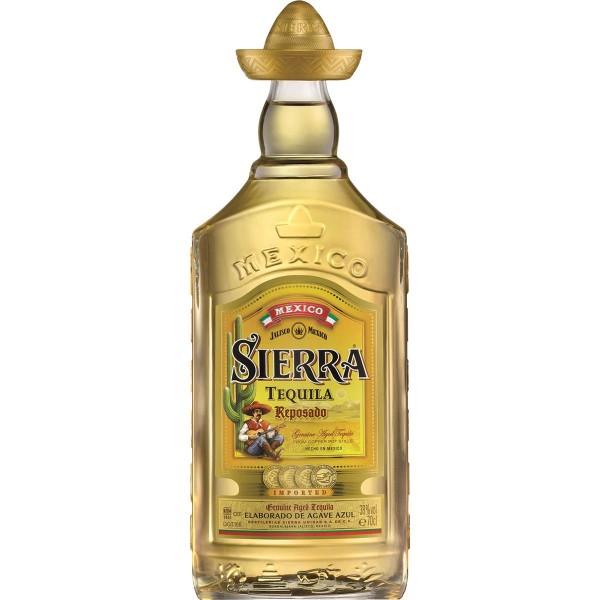 Sierra Gold Tequila Reposado - 1.0L