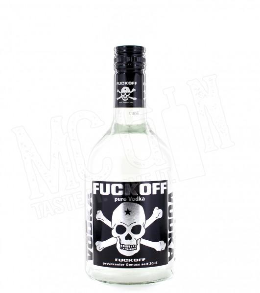 Fuckoff Pure Vodka - 0.7L