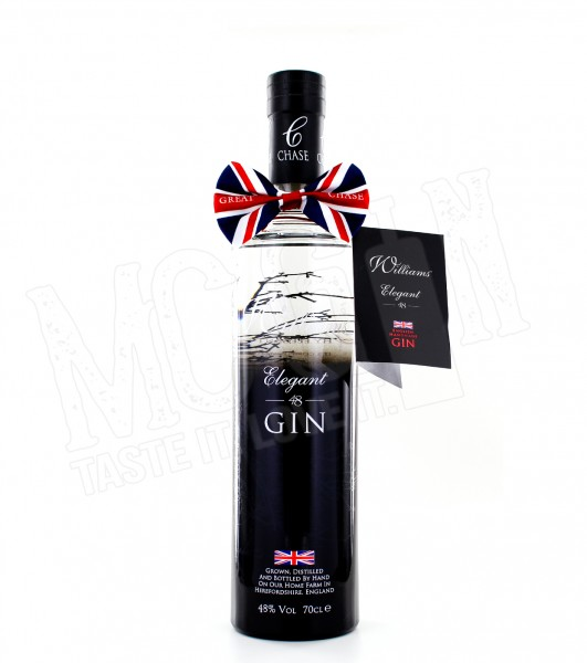 Williams Elegant 48 Gin - 0.7L